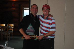 2013 Men's Club Champ - Geoff Howard