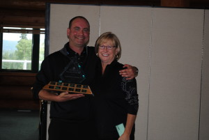2013 Ladies' Club Champ - Diane McLean