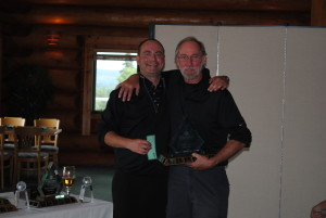 2013 Senior Men's Club Champ - Kit Roberts