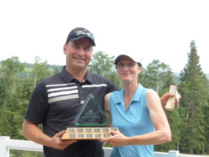 Susan Dempsey Wintergreen Ladies Club Champion